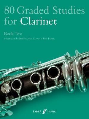80 Graded Studies for Clarinet Book 2 - pr_305388