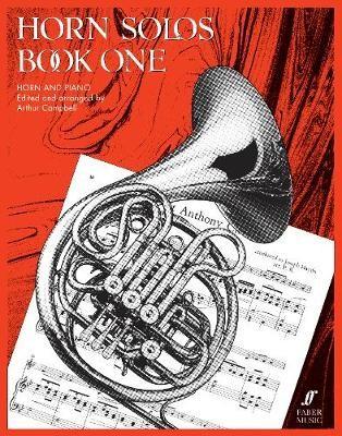 Horn Solos Book 1 -