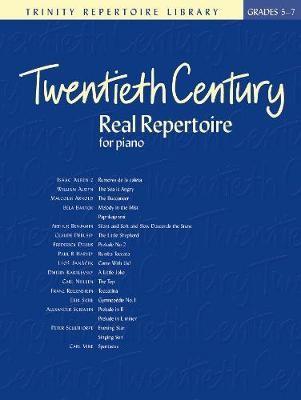 Twentieth Century Real Repertoire -
