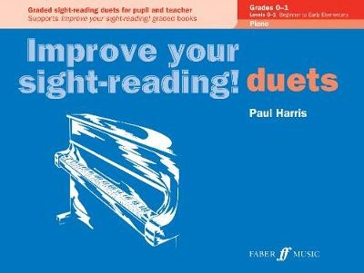 Improve your sight-reading! Piano Duets Grades 0-1 -