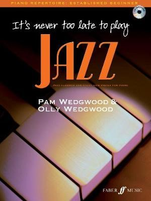 It's never too late to play jazz -