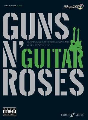 Guns N' Roses Authentic Guitar Playalong -