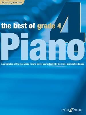 The Best of Grade 4 Piano -