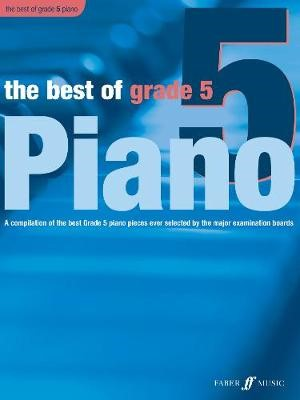 The Best of Grade 5 Piano -