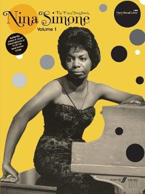 Nina Simone Piano Songbook Volume 1 -