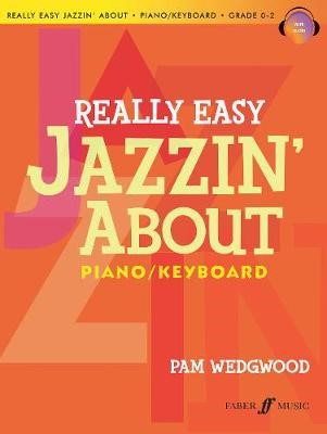 Really Easy Jazzin' About Piano -
