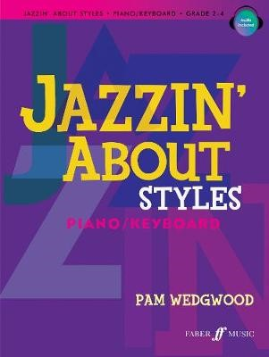 Jazzin' About Styles Piano -