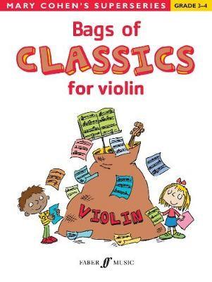 Bags of Classics for Violin -