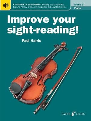 Improve Your Sight-Reading! Violin 6 - pr_305679