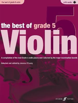 The Best of Grade 5 Violin -