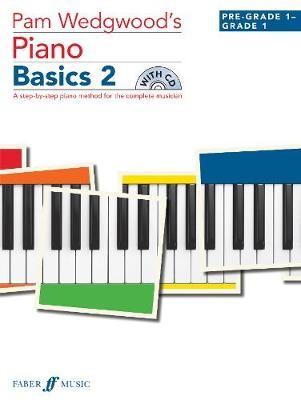 Pam Wedgwood's Piano Basics 2 -