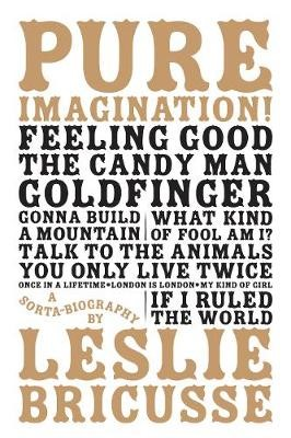 Pure Imagination: a sorta biography -