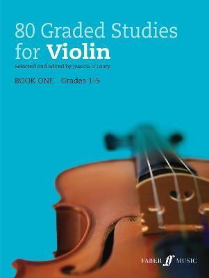 80 Graded Studies for Violin Book 1 -
