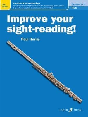 Improve your sight-reading! Flute Grades 1-3 - pr_17415