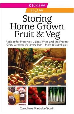 Storing Home Grown Fruit and Veg - pr_208775
