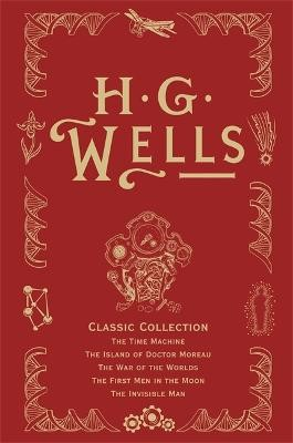 HG Wells Classic Collection -