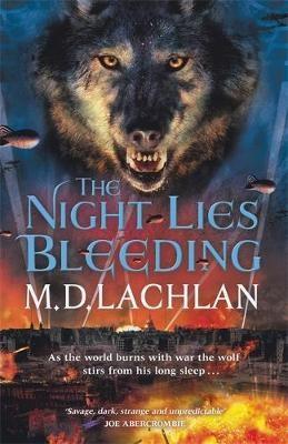The Night Lies Bleeding -