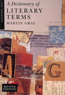 Dictionary of Literary Terms, A -