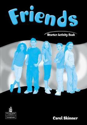 Friends Starter (Global)Activity Book - pr_248445