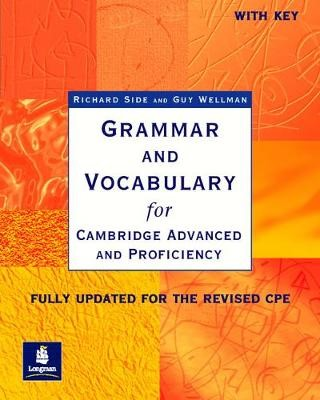 Grammar & Vocabulary CAE & CPE Workbook With Key New Edition - pr_248440