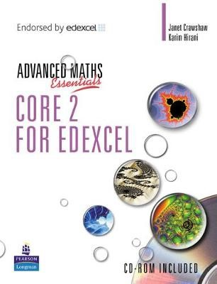 A Level Maths Essentials Core 2 for Edexcel Book and CD-ROM - pr_17524