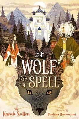 Wolf for a Spell -
