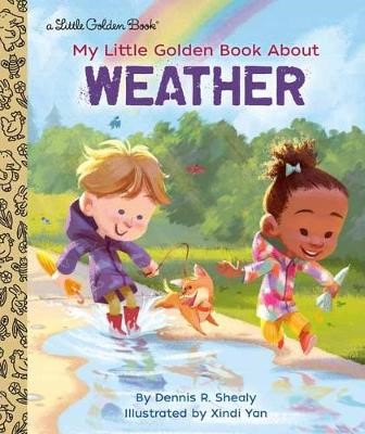 My Little Golden Book About Weather -