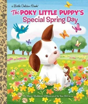 The Poky Little Puppy's Special Spring Day -