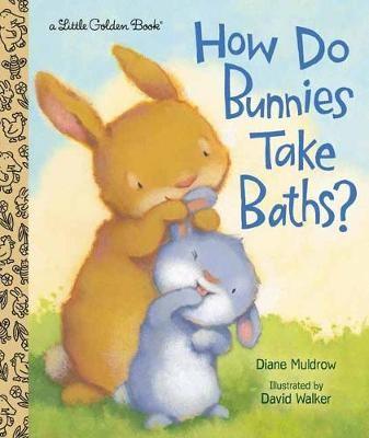 How Do Bunnies Take Baths? -