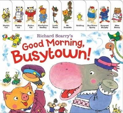 Richard Scarry's Good Morning, Busytown! -