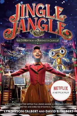 Jingle Jangle: The Invention of Jeronicus Jangle -