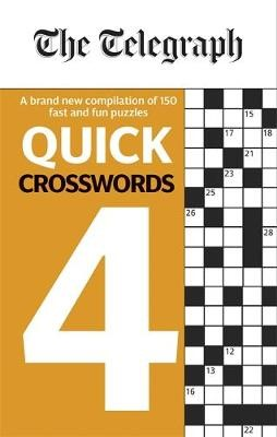 The Telegraph Quick Crosswords 4 - pr_328029