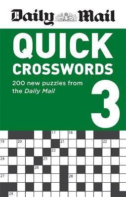 Daily Mail Quick Crosswords Volume 3 - pr_1831950