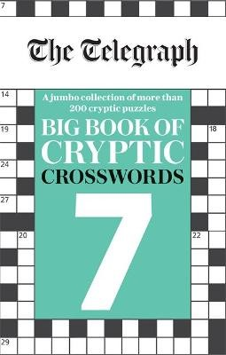 The Telegraph Big Book of Cryptic Crosswords 7 -
