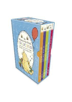 Winnie-the-Pooh 5 Boxset -