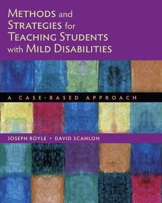 Methods and Strategies for Teaching Students with Mild Disabilities - pr_313912