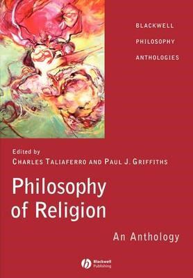 Philosophy of Religion -