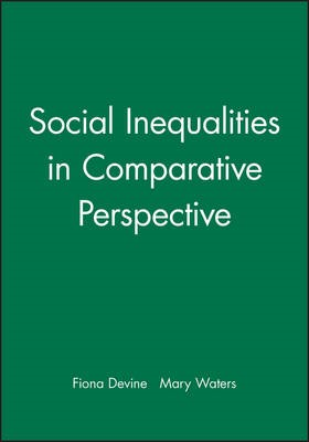 Social Inequalities in Comparative Perspective - pr_101865