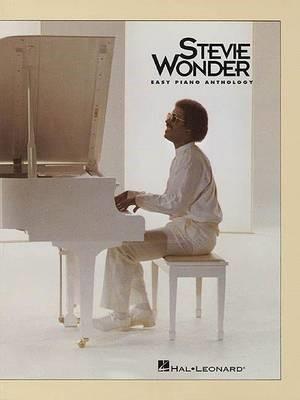 Stevie Wonder - Easy Piano Anthology -