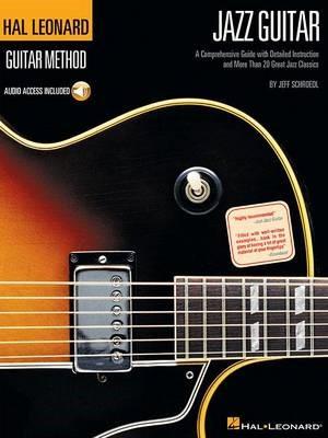 Hal Leonard Guitar Method - Jazz Guitar -