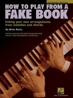 How to Play from a Fake Book -