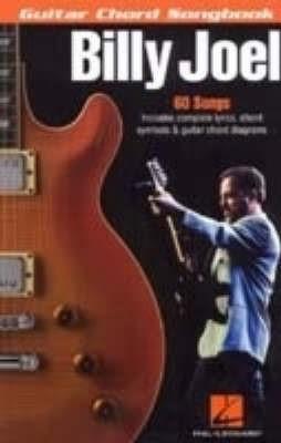 Billy Joel - Guitar Chord Songbook -