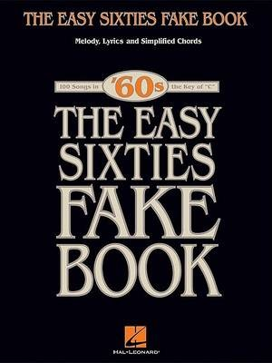 The Easy Sixties Fake Book -