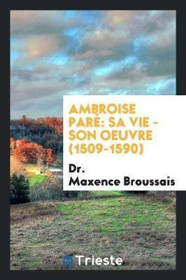 Ambroise Pare - pr_221101