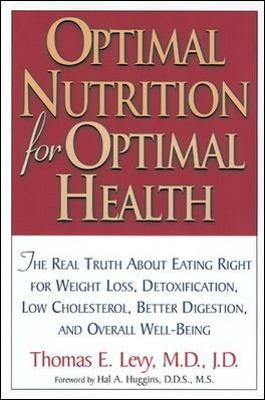 Optimal Nutrition for Optimal Health - pr_94881