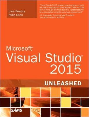 Microsoft Visual Studio 2015 Unleashed -