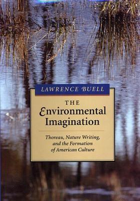 The Environmental Imagination -
