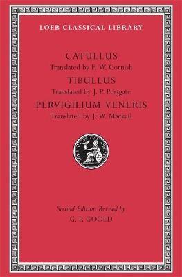 Catullus. Tibullus. Pervigilium Veneris - pr_81761