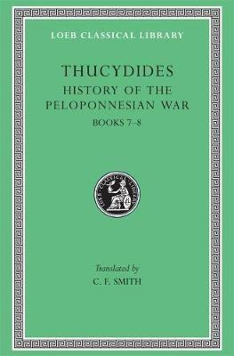History of the Peloponnesian War -