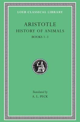 History of Animals, Volume I - pr_284171